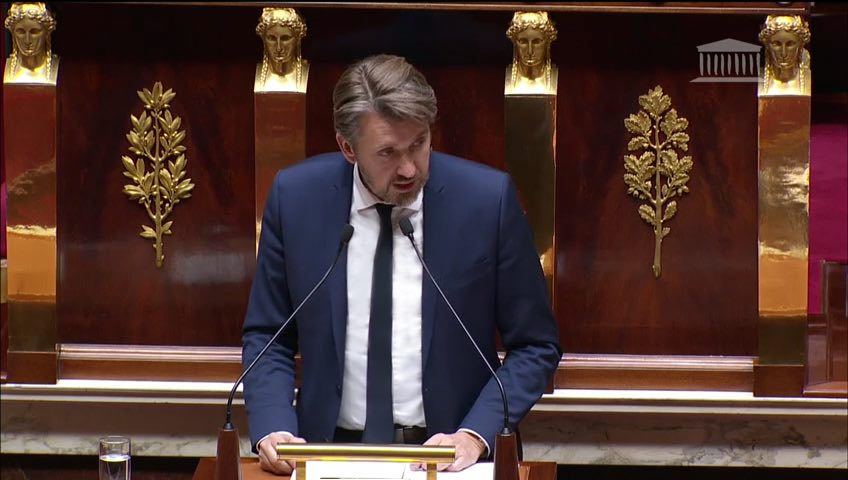 EP discours