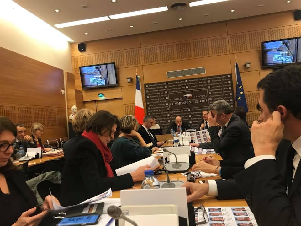 image délégation